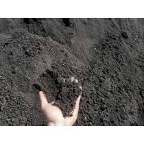 Przesiana ziemia ogrodowa - humus - czarnoziem - HURT
